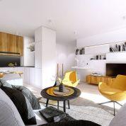 2-izb. byt 46m2, developerský projekt