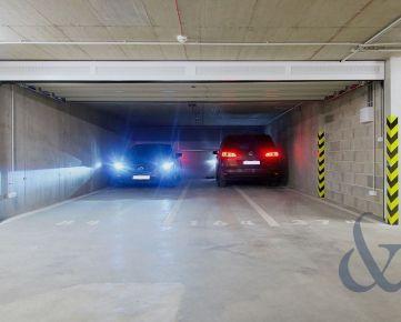 Unikátna uzatvorená 54,50 m2 garáž