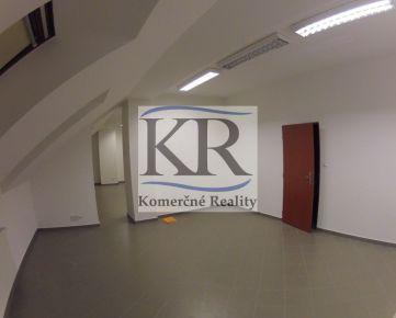 Ponúkame na prenájom veľmi  pekne situované kancelárske a komerčné priestory