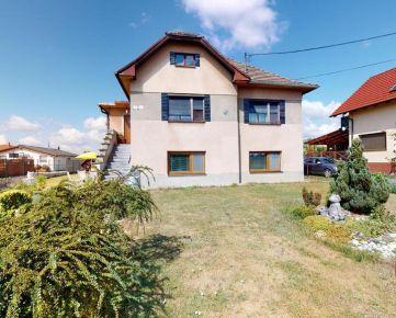 5-izb. dom a investičný potenciál na veľkom pozemku - Vysoká pri Morave