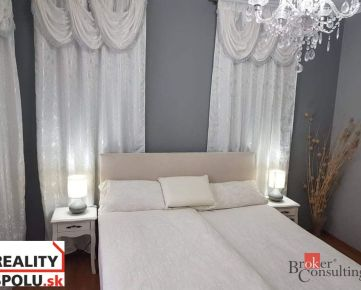 Na predaj 4- izbový byt, Nitra