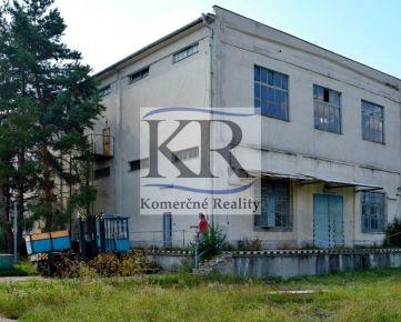 Komplex priemysel. budov na PREDAJ na pozemku 11 180 m2, Nitra