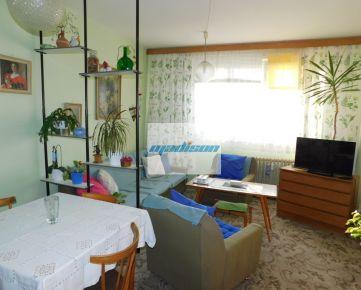 3-izbový byt s pekým výhľadom, Ružinov - Narcisová, lodžia, balkón, volajte 0917 346296