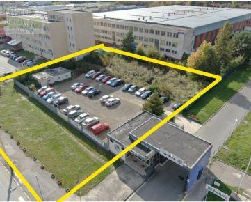 POZEMOK - OBČIANSKA VYBAVENOSŤ - VOLOGOGR. UL. - 3501 m2