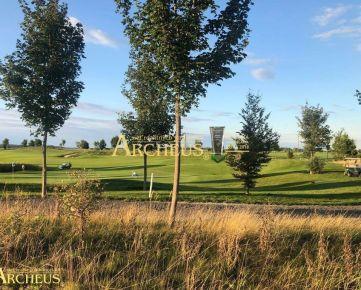 Nádherný pozemok pri jazere na golfovom ihrisku, 1279 m2, Hrubá Borša
