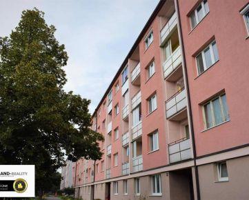 REZERVOVANÉ • Na predaj byt 2+1 s lodžiou v blízkosti centra mesta Skalica