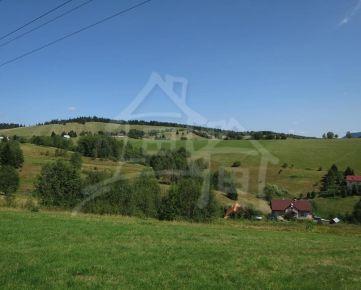 Pozemok 4565m2 s pekným výhľadom, obec Drábsko
