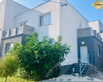 PREDAJ - rodinný dom vhodný aj na podnikanie, Nitra - Chrenová