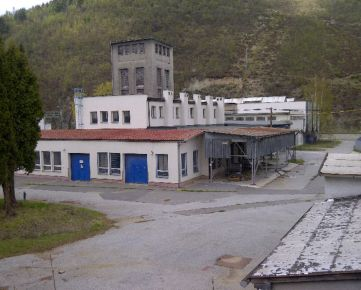 Predaj prevádzkového areálu v Krompachoch - ponuky na odkúpenie do 16.9.2020