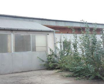 Priemyselná areál, haly/sklady/výroba, pozemok, Košice JUH