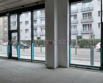 Obchodné priestory od 55 m2 na prenájom v polyfunkčnom centre STEINERKA BC na Legionárskej – Krížnej ulici