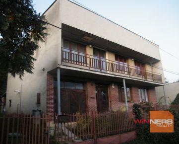 Ponúkame na predaj rodinný dom v obci Jasov okres Košice-okolie.