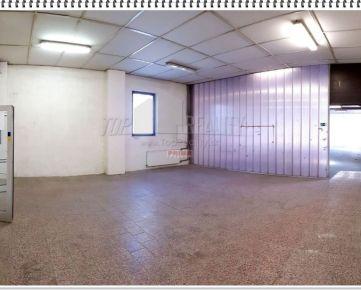 ID 2498  Prenájom:  vykurované skladové priestory, 260 m2