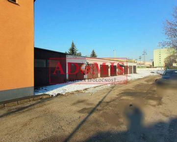 ADOMIS - Predám garáž vo vyhľadávanej časti mestskej časti Košice - Juh, Tranovského ulica.