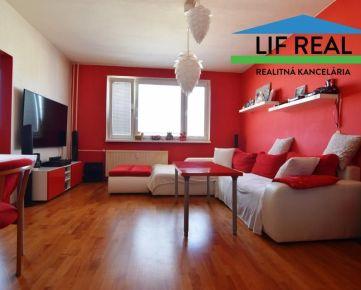REZERVOVANÉ - Prerobený 3 izbový byt Žilina / Hájik