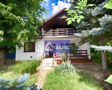 3282 Na predaj rekreačná chata v Radvani nad Dunajom