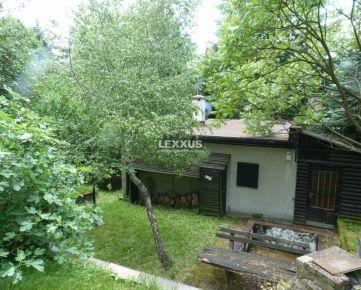 LEXXUS-PREDAJ, chata s pozemkom, saunou, pri Limbachu - Suchý Vrch