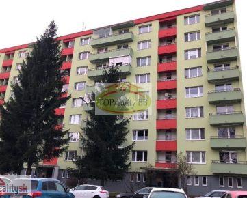 Veľký 2 izbový  byt ZV typu, s lodžiou a balkónom, 62 m2,  B. Bystrica , Fončorda, po kompletnej rekonštrukcii  - Cena 169 900 €