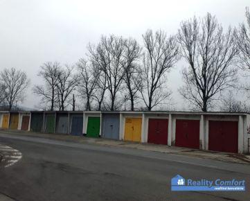 *REZERVOVANÉ* NA PREDAJ, garáž pri Zimnom štadióne, Sihoť II, Trenčín