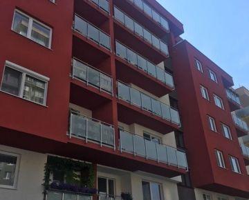 Na začiatku Petržalky apartmán v novostavbe na Lužnej