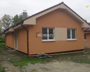 HALO REALITY - Predaj, rodinný dom Zemianske Kostoľany - NOVOSTAVBA