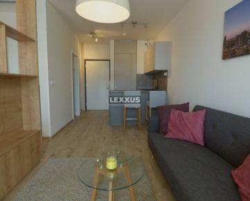 LEXXUS-PRENÁJOM, krásny 1. i byt s balkónom v novostavbe Slnečnice