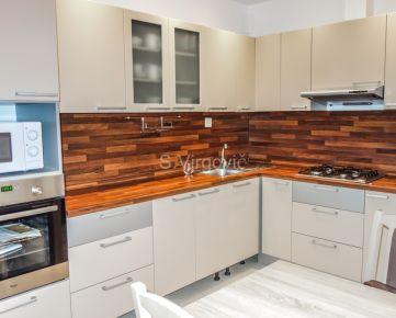 Predaj pekného 4. izb. bytu po kompletnej rekonštrukcii s dvomi lodžiami, Bratislava - Karlova Ves, Beniakova ul.