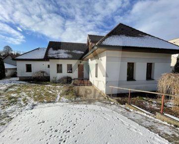 Rodinný dom na predaj obec Lukavica