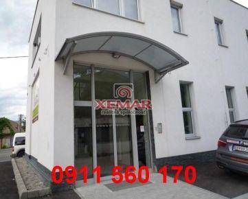 Predaj  novopostavenej  prevádzkovej budovy v  priemyselnej časti v Banskej Bystrici