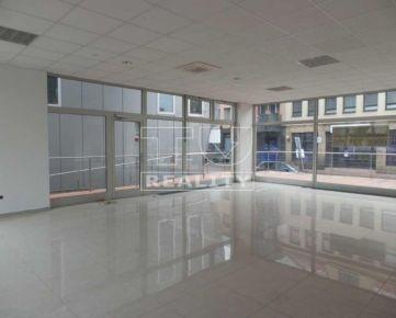 Prenájom nádherného nebytového priestoru v Banskej Bystrici, na Huštáku, 125 m2. CENA: 1 450,00 EUR/mesiac
