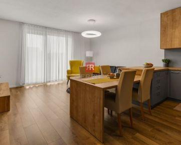 HERRYS - Na predaj krásny 3 izbový byt v novostavbe TAMMI v Dúbravke, parking