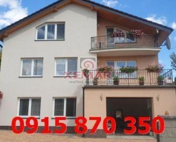 Na predaj novostavba rodinného domu v Banskej Bystrici, mestská časť – Sásová