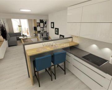 Rezidencia Šalgovia - 4 izbové mezonetové byty s terasou , 128 m2