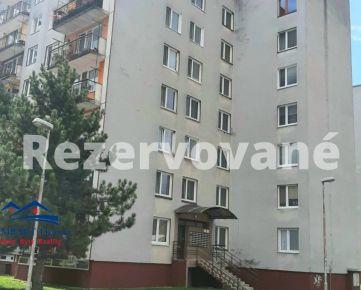 Predaj 1. izbového bytu +KK v Trenčíne!!