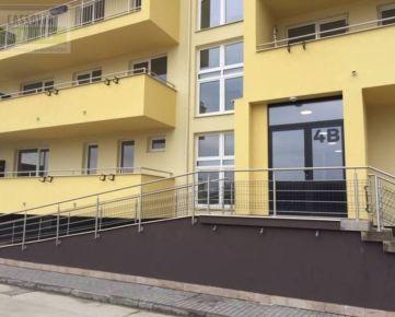 PRENAJATÝ 2 izbový byt s terasou v novostavbe, parkovacie miesto