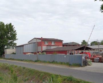 Dražba priemyselného areálu v Devínskej n. Vsi