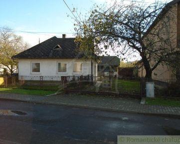 Rodinný dom  v obci Hencovce