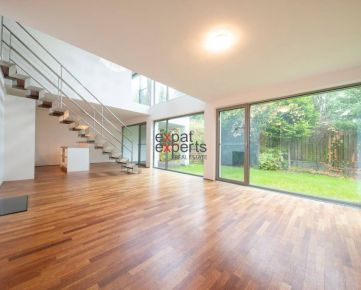 Moderný terasový 5 - izbový rodinný dom s garážou