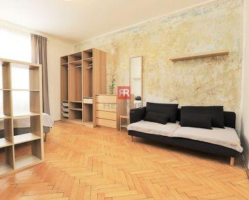 HERRYS - Na prenájom zariadený 1 izbový byt vo výbornej lokalite blízko Trnavského mýta