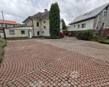 Predaj  polufunkčnej budovy pri Budatínskom zámku, cena: info v RK, Žilina