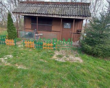 Predaj záhrada s chatkou, Dolné Krškany -Bita - záhradkárska lokalita - Nitra (008-13-ERFa)