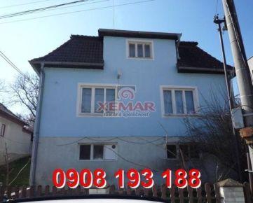 Na predaj 6i rodinný dom v obci Hradište, okres Partizánske