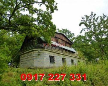 Exkluzívne ponúkame na predaj rekreačnú chatu v Bienskej doline - Kováčová
