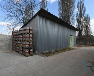 Na prenájom skladový priestor v priemyselnej zóne mesta Senica