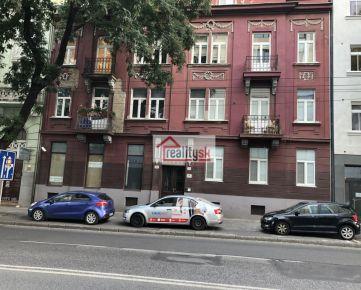 1-izb. byt vedľa prezidentského paláca