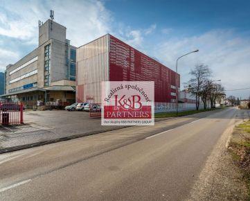 Ponúkame Vám na prenájom skladové priestory vrátane veľkokapacitného skladu so zakladačmi na Železničnej ul. v Trenčíne