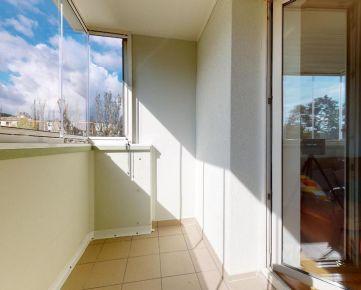 Kadnárova - 2izb. byt s lodžiou v krásnom a tichom prostredí