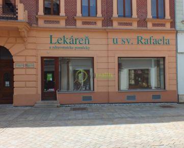 Na prenájom priestory v centre mesta Nitra