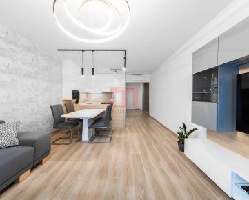 Na prenájom 3 izbový nadštandardný byt s garážovým státím v novostavbe STEIN2