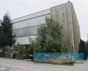Polyfunkčná 2 podlažná budova ZASTAVANÁ PLOCHA 800 m2